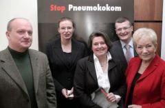 Europa szczepi dzieci przeciwko pneumokokom