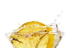 Gin z toniciem
