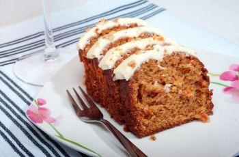 Ciasto marchewkowe -  Lekka kuchnia We-Dwoje.pl - dietetyczne ciasta