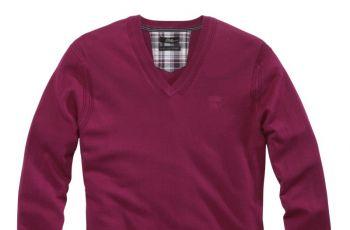 Swetry dla niego z kolekcji s.Oliver na jesie� i zim� 2010/2011