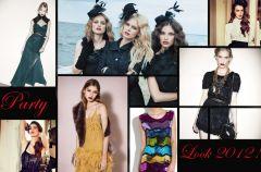 Sukienki na sylwestra, karnawa�, studni�wk� 2012!
