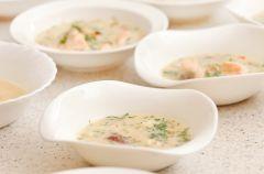 Chowder - angielska zupa rybna