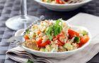 Ry� z warzywami