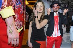 Czerwone spodnie - trend na salonach!