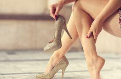Jak mie� pi�kne nogi bez �ylak�w?