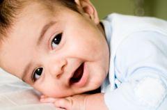 Kaszki dla niemowlaka