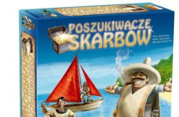"""""""Poszukiwacze Skarb�w"""" dla ma�ych i du�ych odkrywc�w - gra"""