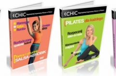 Salsa, joga, pilates i �wiczenia odchudzaj�ce cardio ju� na DVD!
