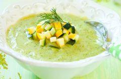 Zielona zupka