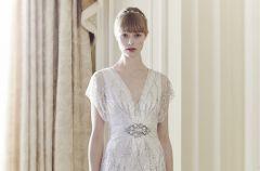Suknie �lubne w stylu vintage - Jenny Packham 2014