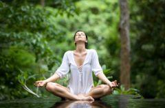 Uzdrawianie medytacj�?