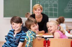 Jak rozmawia� z dzieckiem o nauczycielach?