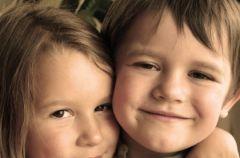 Przyczyny niedos�uchu u dzieci