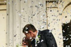 Konfetti na weselu - zabawa dla wszystkich