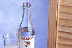 Grecja w szklance - wspomnienia z wakacji