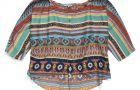 Styl hippie - ubrania i dodatki na wiosn� i lato 2012