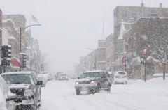 Zim� bezpiecznie na drodze