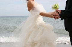 Kr�tka suknia �lubna