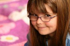 Okulary dla malucha