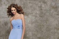 Wieczorowe suknie Madeline Gardner New York na wiosn� i lato 2010