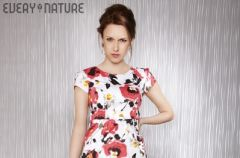 M.A.J. na sukience