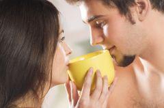 Terapia ma��e�ska: herbatka do seksu