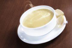 Avgolemono - grecka zupa cytrynowa