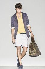 M�ska kolekcja Sisley na wiosn� i lato 2013 - ubrania dla m�czyzn