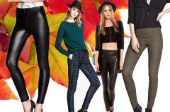 Spodnie - kolekcje na jesie� i zim� 2013/14