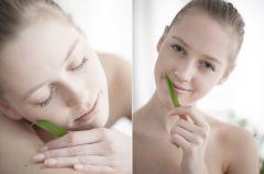 Naturalne sk�adniki nawil�aj�ce w kosmetykach