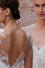 Koronkowe i stylowe d�ugie suknie �lubne - 58 zdj��!