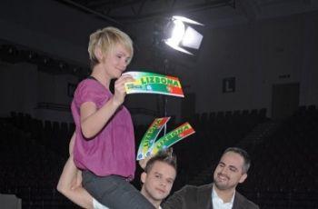 Pod lup�: Weronika Marczuk-Pazura