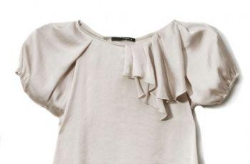 Ubrania z linii First Lady od Reserved - zima 09/10 - szerokie ramiona