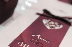 Personalizowanie wesel - czyli inicja�y M�odej Pary