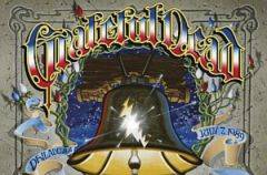 Grateful Dead Crimson, White & Indigo: Philadelphia, 7.7.1989 (3CD + DVD)