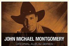 John Michael Montgomery Original Album Series