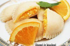 Dyniowe pierogi i babka orzechowa - przepisy z bloga Domi w kuchni