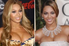 Fryzury Beyonce Knowles