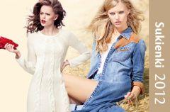 Sukienki na jesie� i zim� - najnowsze trendy