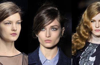 Jesienne trendy fryzjerskie