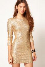 Sukienki mini  - sylwester, karnawa�, studni�wka 2012/2013! - sukienki na karnawa�