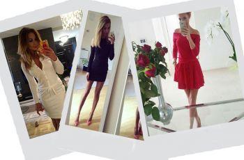 Sukienki na jesie� 2015
