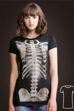 Koszulki i bodziaki na Halloween
