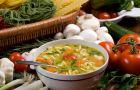 Zupa jarzynowa na ostro