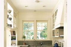 Okno nad zlewem kuchennym