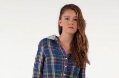 Bluzki i koszule Bershka - moda jesie�-zima 2011/12