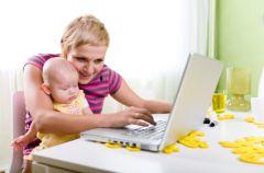 Jak urz�dzi� biuro, by by�o przyjazne rodzicom i dzieciom