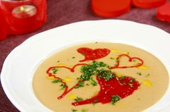 Zupa borowikowa z nut� trufli