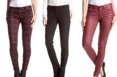 Spodnie C&A na jesie� i zim� 2013/14