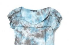 Bluzeczki i topy Reserved na wiosn� i lato 2010